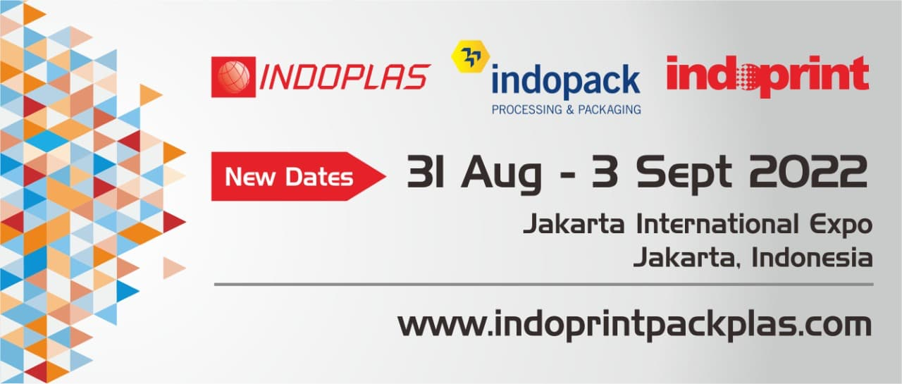 INDOPLAS INDOPACK INDOPRINT 2021